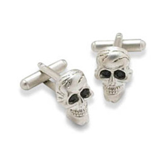 Skull Shaped Cufflinks