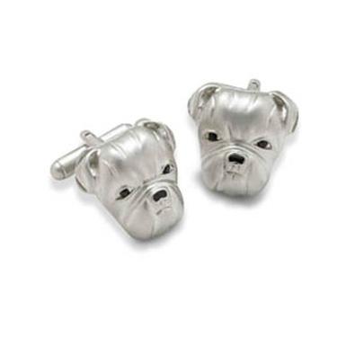 Dogs Head Cufflinks
