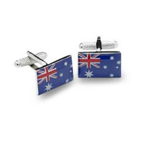 Australia Or Australian Flag Cufflinks