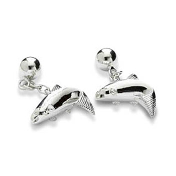 Fresh Water Fish Cufflinks