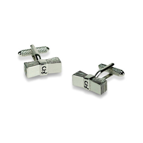 Silver Pound Notes Cufflinks