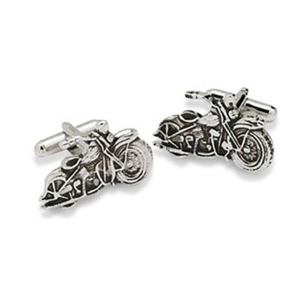 Harley Motorbike Cufflinks