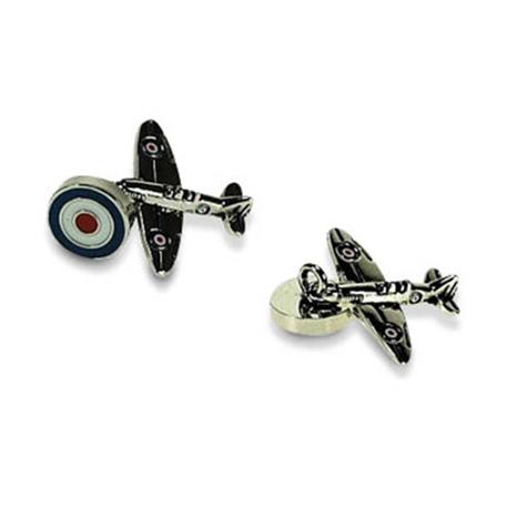 Spitfire Chain Cufflinks