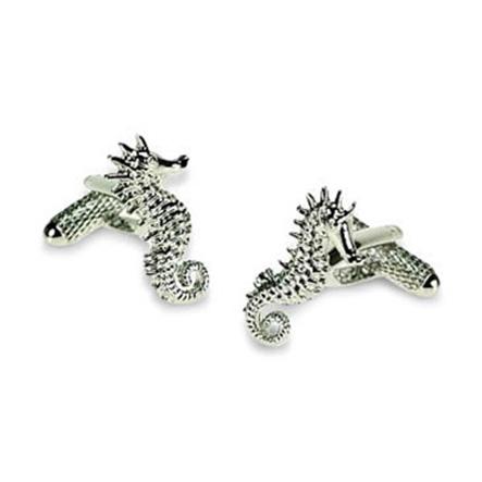 Seahorse Detailed Cufflinks