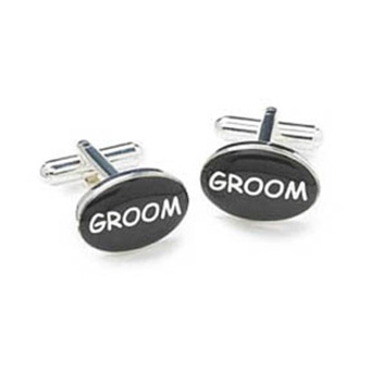 Groom Wedding Cufflinks