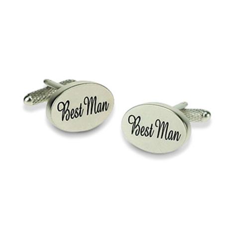 Best Man Elegant Cufflinks