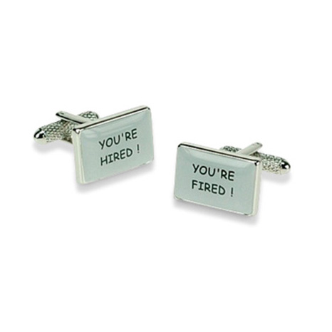 Your Hired Cufflinks