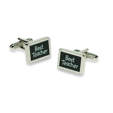 Best Teacher Cufflinks