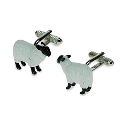 Sheep Shaped Cufflinks