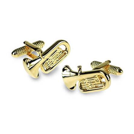 Tuba Cufflinks