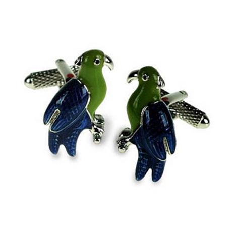 Parrot Cufflinks