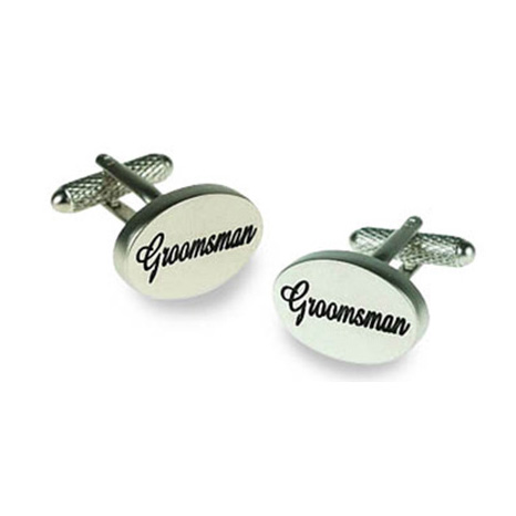 Groomsman Wedding Cufflinks