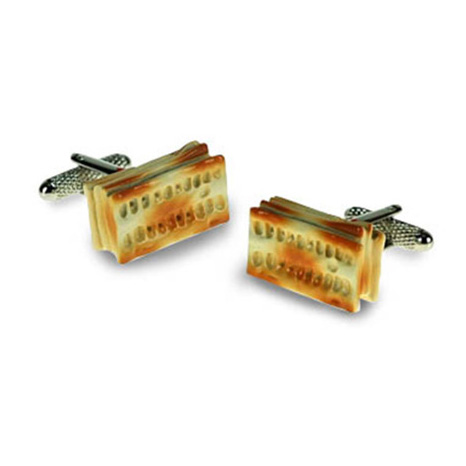Crackers Cufflinks