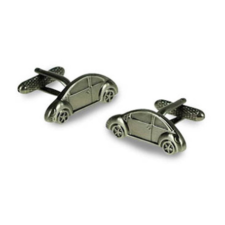 VW Beetle Cufflinks