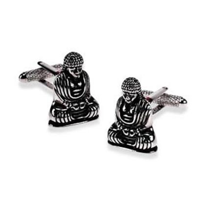 Buddha Cufflinks
