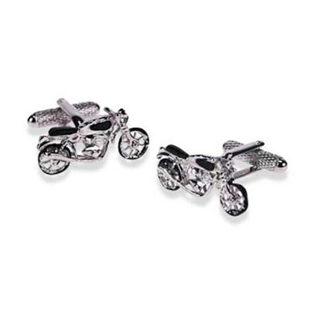 Motor Bike Cufflinks
