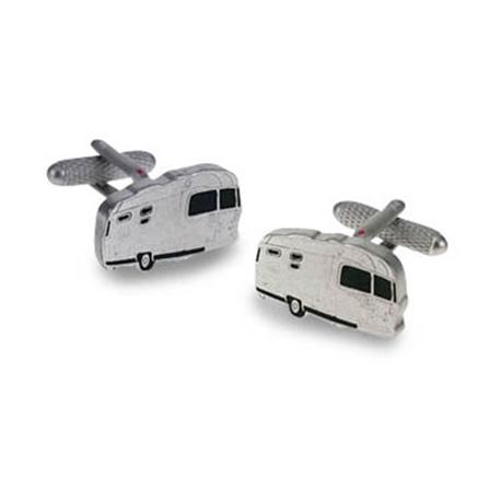 Caravan Retro Cufflinks
