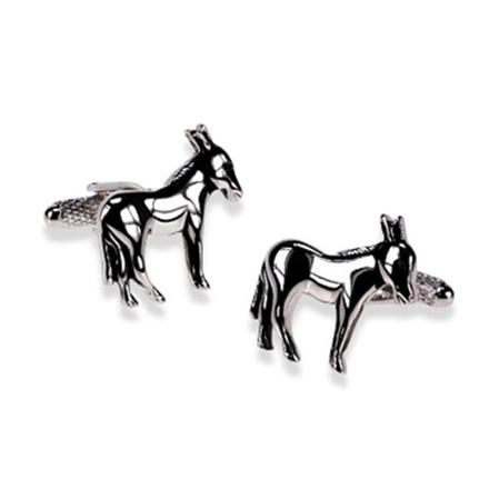 Donkey Shaped Cufflinks