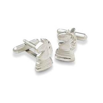 Chess Knight Cufflinks