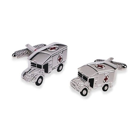 Ambulance Cufflinks