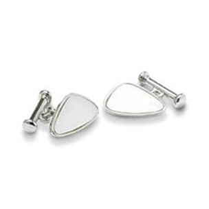 Triangle Mop Cufflinks