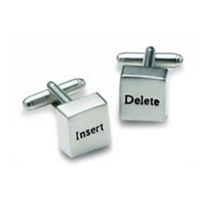 Computer Keys Cufflinks