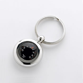 Thermometer Keyring