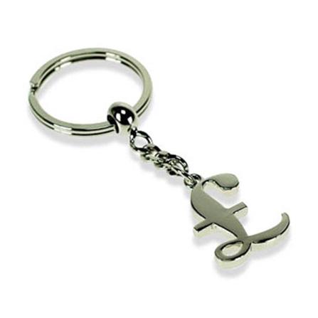 Pound Key Ring