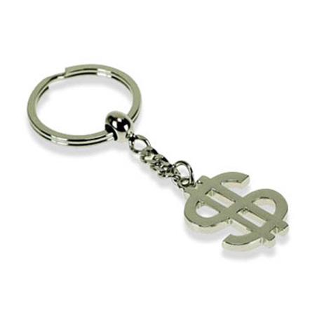 Dollar Key Ring