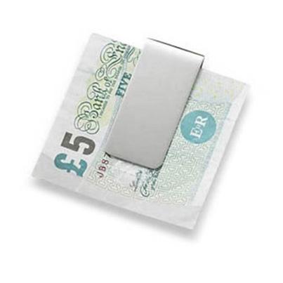Plain Money Clip
