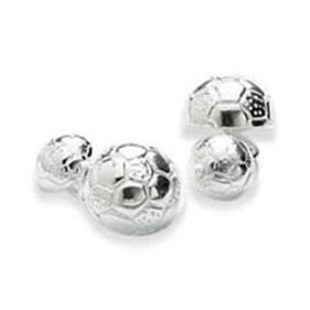 Soccer Ball Chain Cufflinks