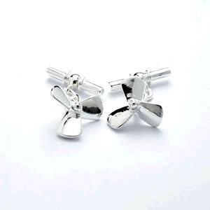 Propellers Chain Cufflinks