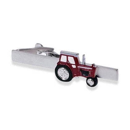 Tractor Red Tie Bar