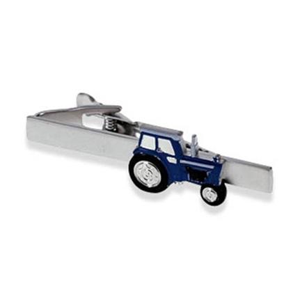Tractor Blue Tie Bar