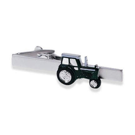 Tractor Green Tie Bar