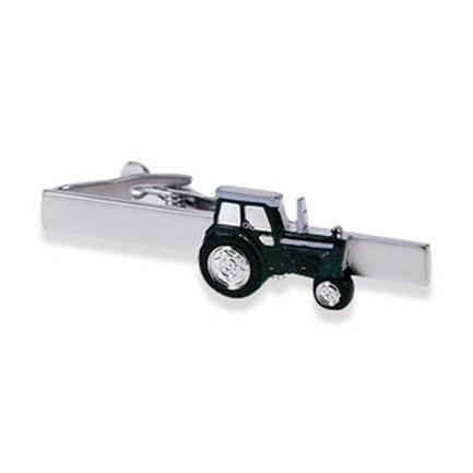 Tractor Green Tie Bar