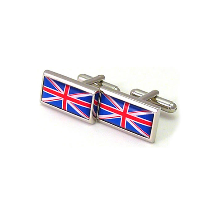 Traditional Union Jack Cufflinks