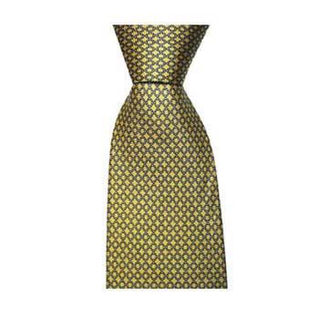 Yellow Chain Tie