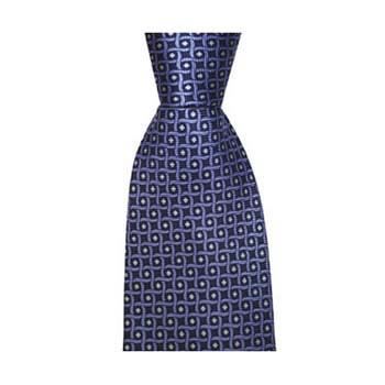 Blue Diamond Net Tie