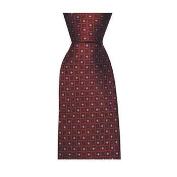 Red Diamond Net Tie