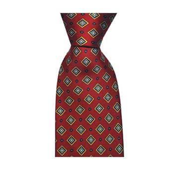 Red Diamond Style Tie