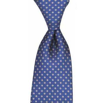 Blue Diamond Spotted Tie