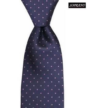 Navy Blue Dot Tie