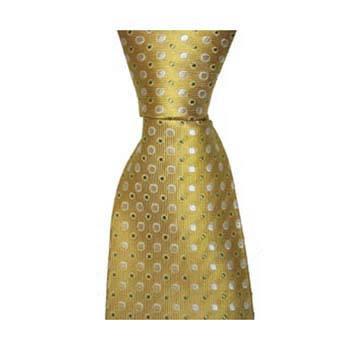 Gold Spot Tie