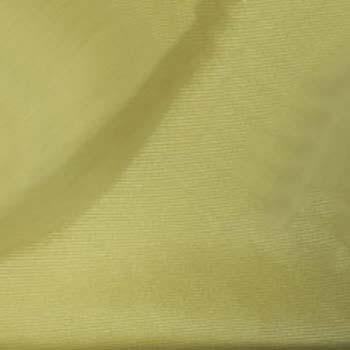 Yellow Silk Hankie