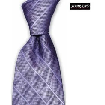 Lilac Subtle Stripe Tie