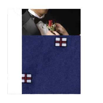 England Flag Pre Tied Bow Tie