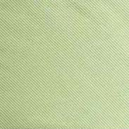Lime Green Plain Tie Cufflinks And Hanky Set