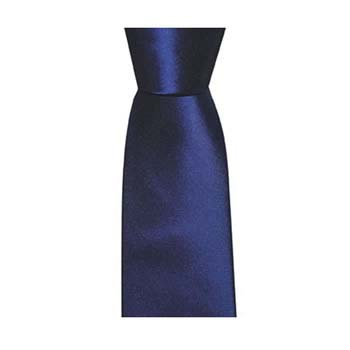 Royal Blue Plain Tie