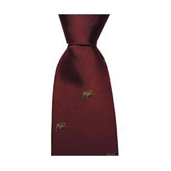 Red Wild Boar Style Tie